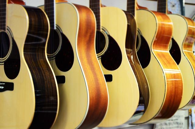 gitaar kopen