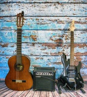 soorten gitaar