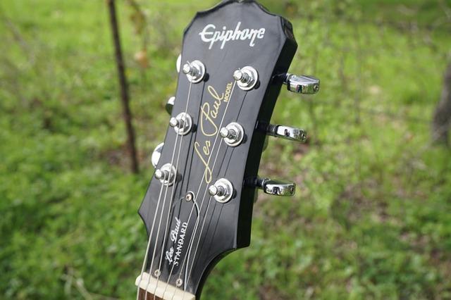 Epiphone gitaarmerk
