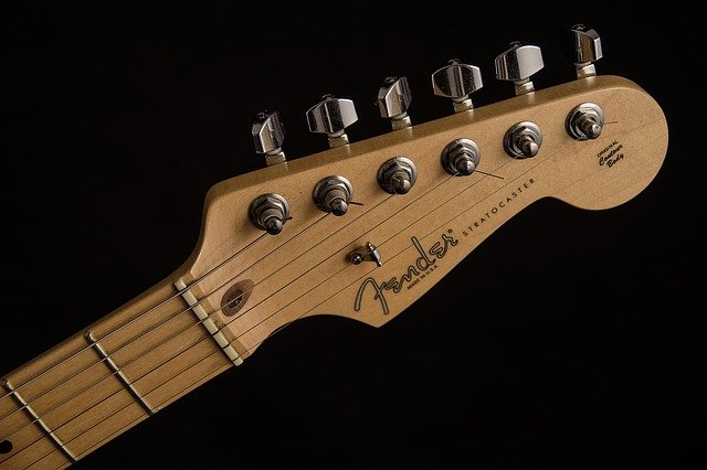 Fender gitaarmerk