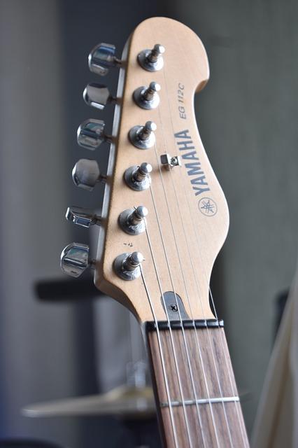 Yamaha gitaarmerk