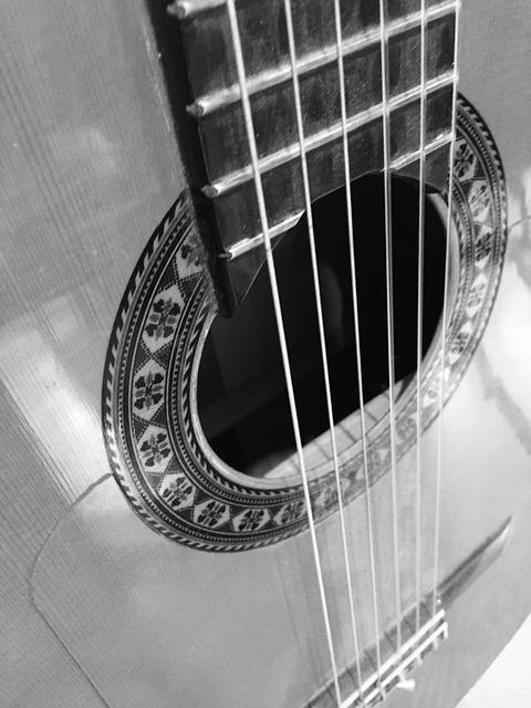 Klassieke gitaarles